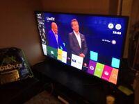 LG 49inch plasma TV