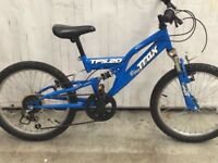 Boys Traxx TFS20 mountain bike
