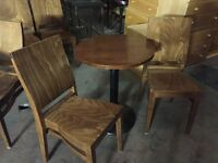 Job lot cafe bistro tables and chairs all perfect