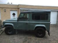 WANTED LAND ROVER DEFENDER