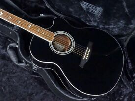 PRS 'Paul Reed Smith' SE Angelus A10E Electro-Acoustic With Hard Case. Gorgeous Guitar! RRP £600