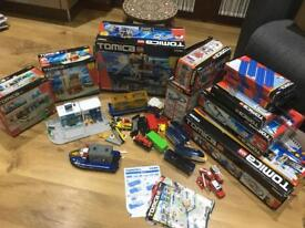 Tomy Tomica Train Hypercity sets