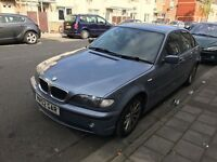 BMW 320D M-sport 2003 150BHP 6 speed