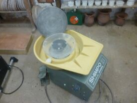 SHIMPO 21 electric Potters Wheel