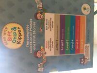 Children's Biff, Chip & Kipper Book set