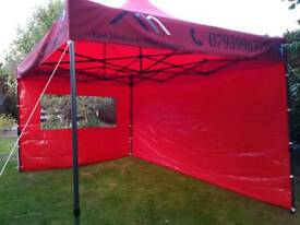 Mini Marquees to hire