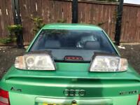 Audi A4 b5 headlights