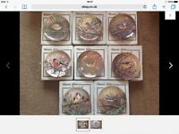 Songbirds of Europe plate collection