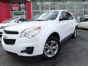 2011 Chevrolet Equinox LS/CRUISE/MAGS/BLUETOOTH