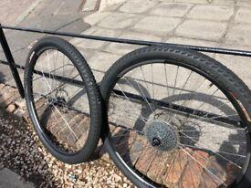 "29"" MTB Wheels"