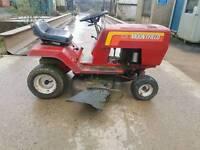 Mountfield ride on mower tractor