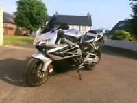 Honda CBR1000rr Fireblade, mint condition, 12 months mot, px