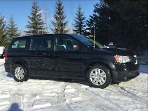 2016 Dodge Grand Caravan CVP-Very Low Mileage