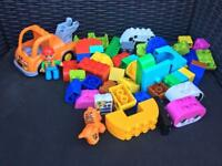 Duplo mixed lot
