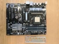 AMD FX8350 plus GA-970A-UD3P