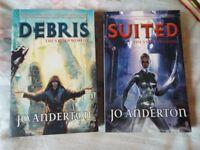 2 - Jo Anderton books