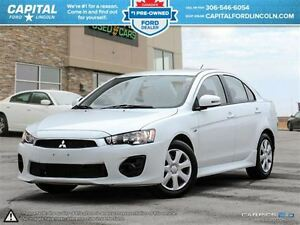2016 Mitsubishi Lancer ES *Heated Seats *Keyless Entry