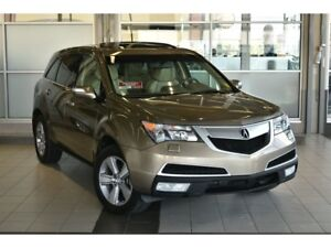 2010 Acura MDX AWD Tech | Navigation | DVD | Leather