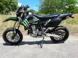 * 2005 SUZUKI DRZ 400 K5 SM SUPERMOTO ROAD LEGAL 450 250 S E ENDURO RMZ WRF *