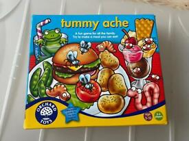 Tummy ache gaem