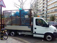 3.5 Tone Vauxhall Tipper Van