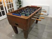 Harvard Table Football Table