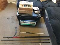 Fishing setup only 2 left