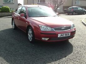 2006 Ford Mondeo 2.0 TDCI Ghia immaculate condition inside and out