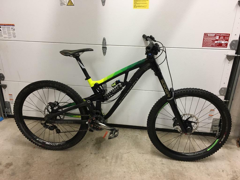 eb3ae5ec9c6 Saracen Myst Pro 2016 downhill mountain bike | in Perth, Perth and ...