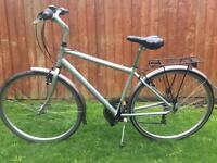 """RALEIGH PIONEER 1"" CITY BIKE FOR SALE"