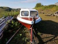 Family fun or fishing boat