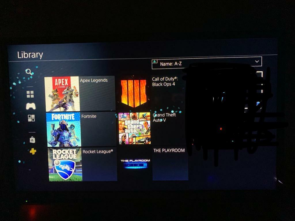 Ps4 account with games and PlayStation plus (1month) | in Polwarth,  Edinburgh | Gumtree