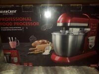 NEW / NOT USED Silvercrest Professional Kitchen Machine Food Processor Mixer Blender
