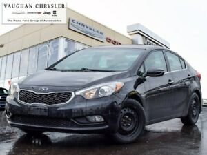 2014 Kia Forte 1 Owner * Power Sunroof * Only 56121 kms !!