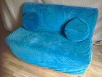IKEA Lycksele Lovas two seat sofa bed