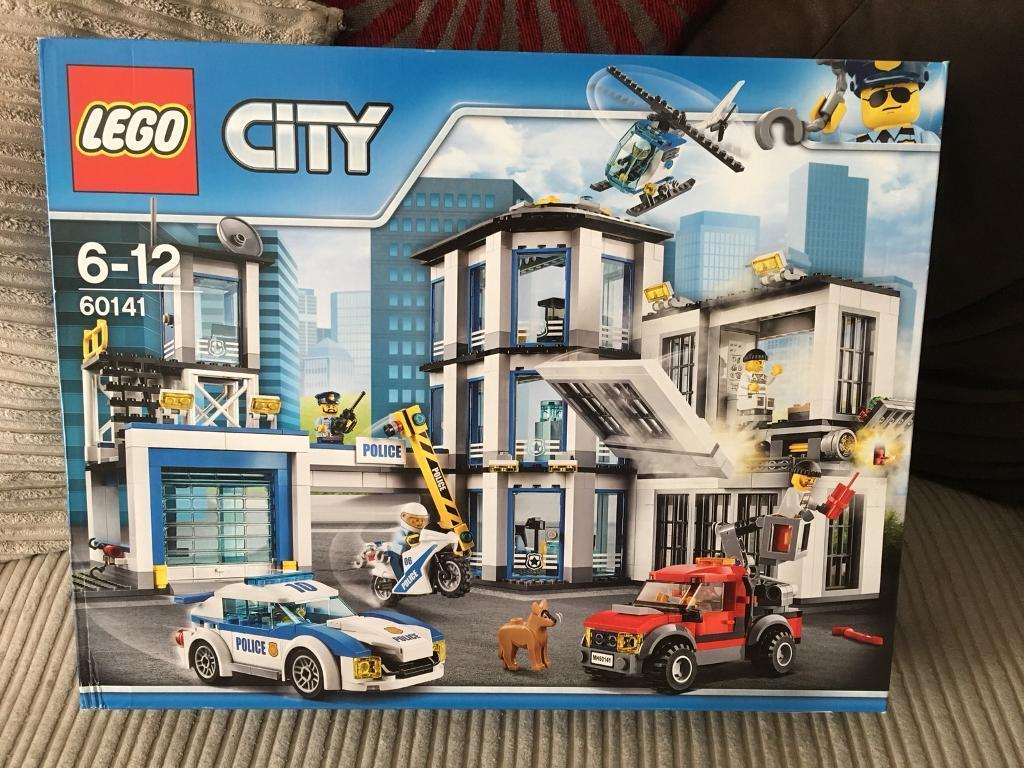 Brand New Unopened Lego City Police Station In Swansea Gumtree 60141