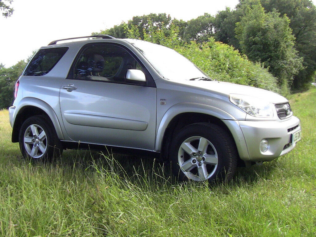 Toyota Rav4 2.0VVTi XTR 3Door manual