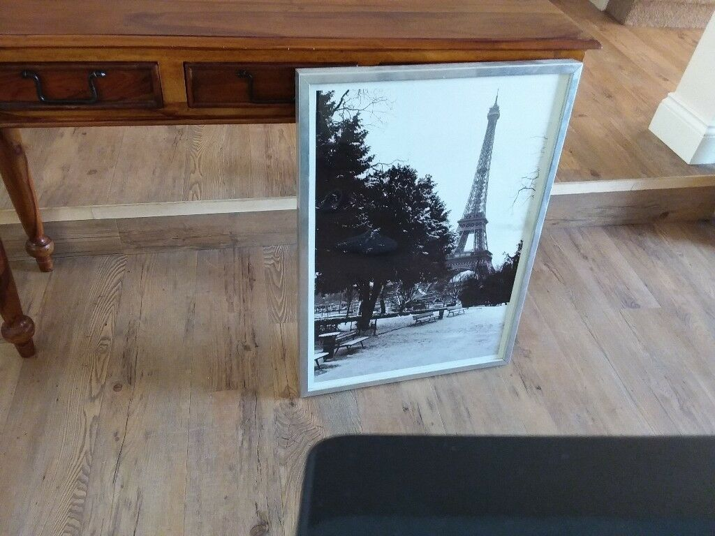 Ikea Eiffel Tower Picture Frame In Lincoln Lincolnshire Gumtree
