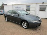 HONDA ACCORD 2.2 DIESEL FULL HEATED LEATHER LONG MOT