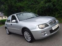 ROVER 25 'SE' 1.6 AUTOMATIC 58,000 MILES LOVELY DRIVE BARGAIN HATCHBACK