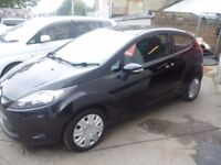 Ford FIESTA Edge TDCI,3 door hatchback,1 previous owner,2 keys,FSH,runs and drives well,£20 road tax
