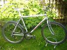 Good quality Claud Butler bike / aluminium frame.