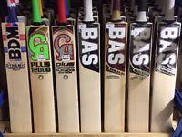 New Balance, CA, MRF Kolhi, Newbery, SS TON and BAS Vampire Cricket Bat Sale Pre Season Sale