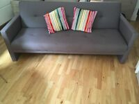 Modern Double Sofa Bed in Great Condition