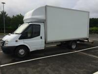 FULLY INSURED REMOVALS AND CLEARANCES, ALSO MAN WITH VAN SERVICE FOR SMALLER ITEMS