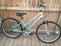 Falcon ladies mountain bike aluminium frame Like New