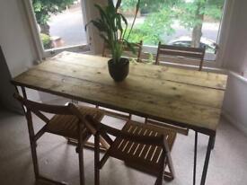 Stylish Industrial Style Desk