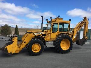 Front End Loader with Backhoe - 17,000 Hours - Bailiff Auction - VOLVO BM - STOREY'S - AUCTION Complete Business