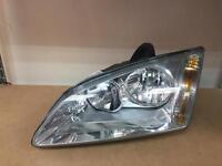 Ford focus mk2 passenger headlight FORD FOCUS CAR PARTS