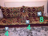 Sofa Arabic جلسات خليجيه عربيه (ديوانيه#وخيمه عمود 1